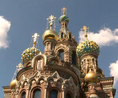 """St.Petersburg'daki """"Kanlı Kilise""""nin hikayesi nedir?"""