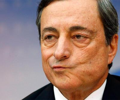 """Draghi: """"Değerli euro toparlanma için risk"""""""