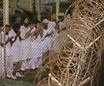 """""""Guantanamo'daki tutsaklar ajan olarak kullanıldı"""""""