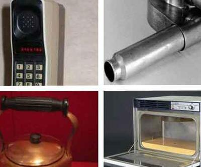 Günlük hayatta kullanılan eşyaların ilk halleri