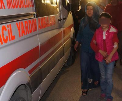 Yılanın ısırdığı çocuk 8 hastane dolaştırıldı