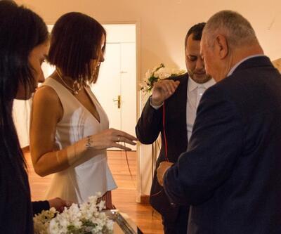 Gülşen ve Ozan Çolakoğlu nişanlandı