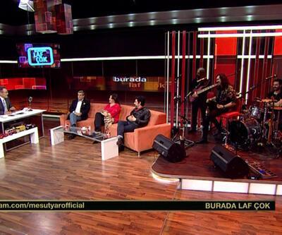 Mesut Yar'ın konukları: Sacit Aslan, Okan Bayülgen, Oya Aydoğan, Necati ve Soykalar