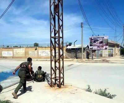 Kamışlı'da rejim güçleri ile YPG çatışıyor