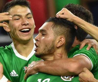 Copa America: Meksika lider bitirdi