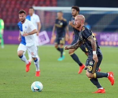 Fenerbahçe güle oynaya gruplarda