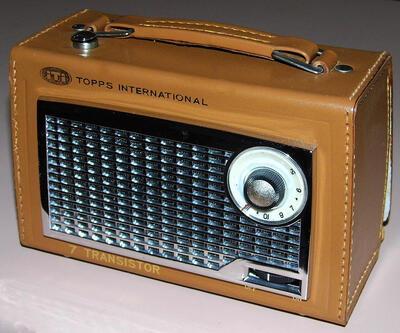 AÖF öğrencilerine bir sürpriz   Radyo dönemi