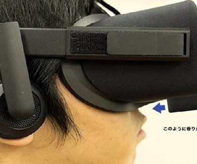 VAQSO VR ile sanal gerçeklik gözlüklerine koku desteği geliyor!