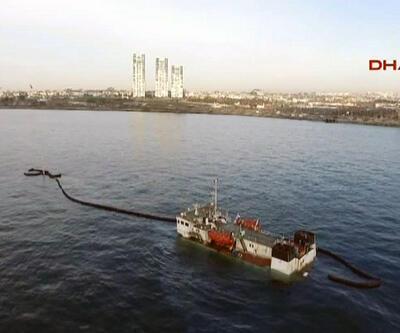 "Marmara Denizi'nin yeni ""Hayalet"" gemisi"