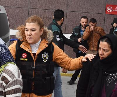 Polisin uyuşturucu baskını yaptığı evdeki kadınlar 'gün yapıyorduk' dedi