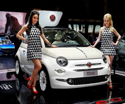 60 yaşındaki genç Fiat 500