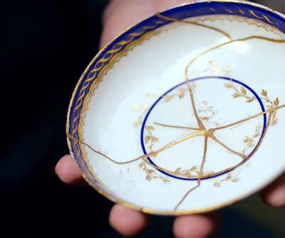 Kırılan nesneleri daha değerli kılan sanat: Kintsugi - Kintsukuroi