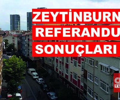 2017 İstanbul Zeytinburnu referandum seçim sonuçları: Zeytinburnu İlçesi Evet ve Hayır oranı açıklanıyor