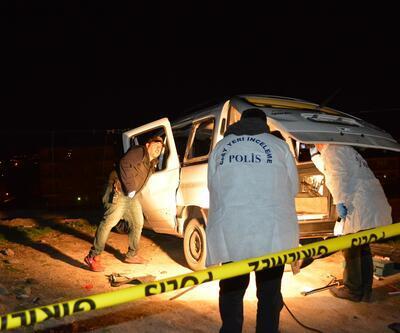 Park halindeki araç patladı: 1 kişi ağır yaralı