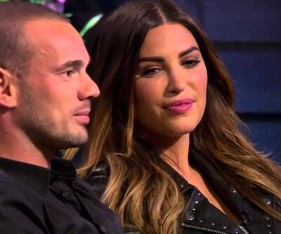 Sneijder-Yolanthe evliliğinde yasak aşk iddiası