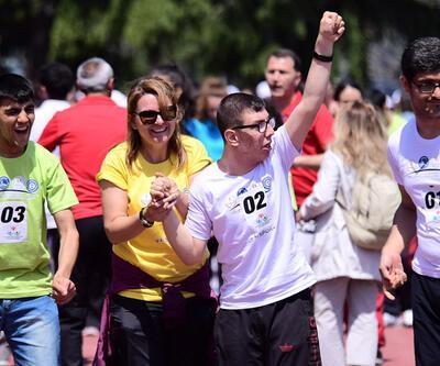 11. Özel Sporcular Atletizm Yarışları başladı