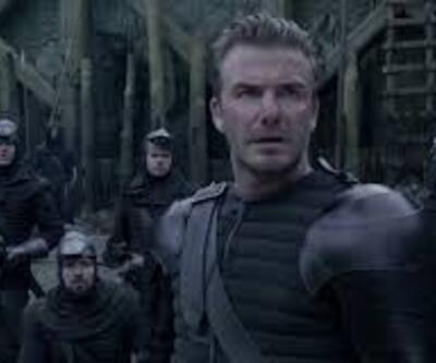 David Beckham'ın oyunculuğu medyada eleştiri konusu oldu