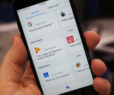 Google Asistan, Siri'nin tahtına göz dikti