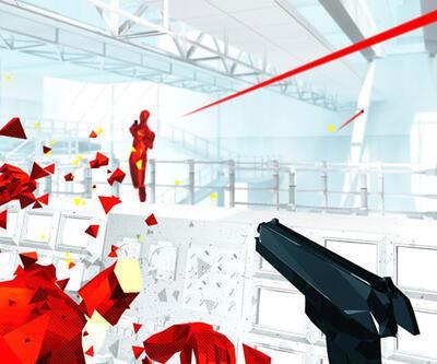 Superhot VR, HTC Vive için yayınlandı