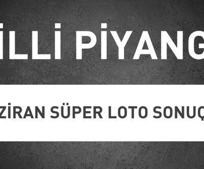 15 Haziran Süper Loto sonuçları: Büyük ikramiye rekora gidiyor