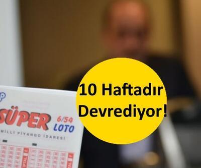 MPİ 506. hafta Süper Loto sonuçları açıklandı! 11. kez devretti