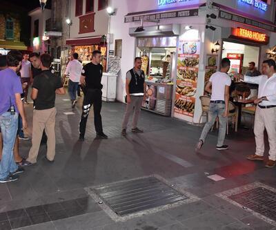 Barlar Sokağı'nda 'huzurlu eğlence' operasyonu