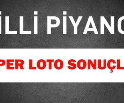 18 Temmuz 2019 Süper Loto sonuçları Milli Piyango tarafından belirlendi