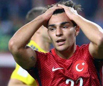 Kaan Ayhan 4,5 yıllığına Beşiktaş'ta