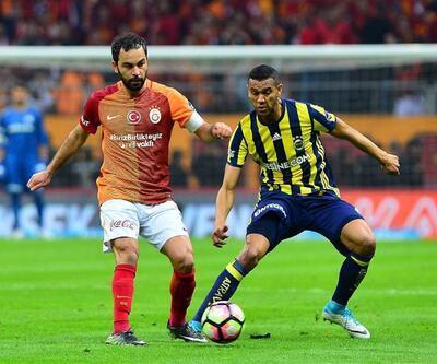 Fenerbahçe'nin Galatasaray maçı muhtemel 11'i