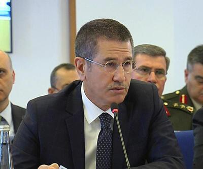 Milli Savunma Bakanı Nurettin Canikli: YPG'nin olduğu her yer hedeftir