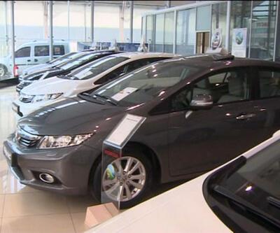 Otomobil satışları Kasım'da yüzde 20 düştü