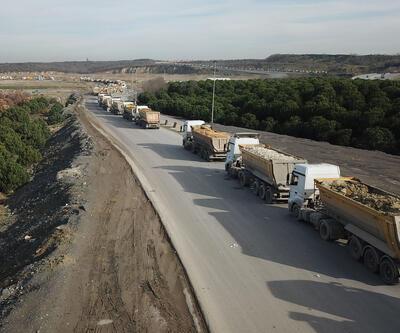 İstanbul'da büyük takip başlıyor! 11 bin kamyon...