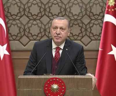 Erdoğan'dan ABD'ye Gülen tepkisi: Sen onu vermiyorsan...