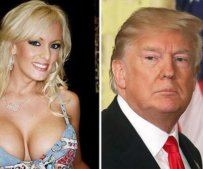 'Trump, porno yıldızına binlerce dolar ödedi'