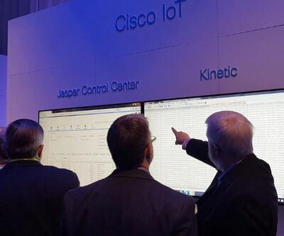 Cisco'nun CES 2018 standında öne çıkanlar