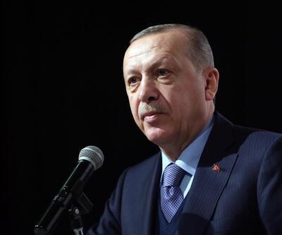 Cumhurbaşkanı Erdoğan Neçirvan Barzani ile görüştü