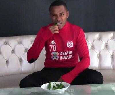 Sivasspor'da Robinho imzası