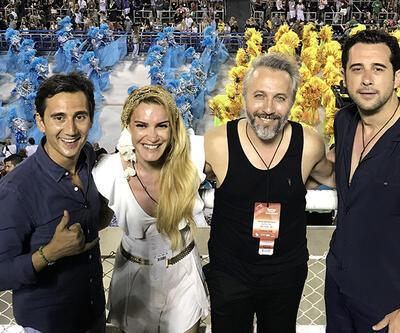 Dünya Avucunuzda Rio'da karnaval coşkusunu ekrana taşıdı
