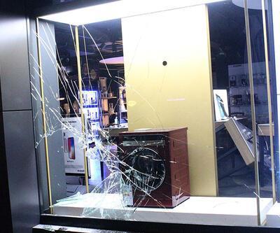 Bağdat Caddesi'nde 50 metre arayla iki soygun