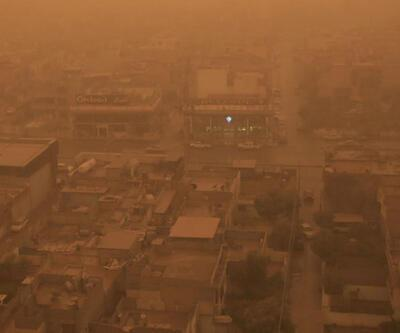 Meteoroloji'den toz uyarısı