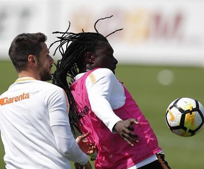 Galatasaray pas ve taktik çalıştı