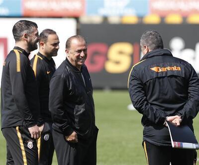 Galatasaray'ın Başakşehir kadrosu