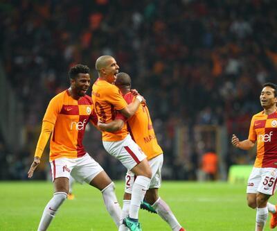 Galatasaray 2-0 Başakşehir / Maç Özeti