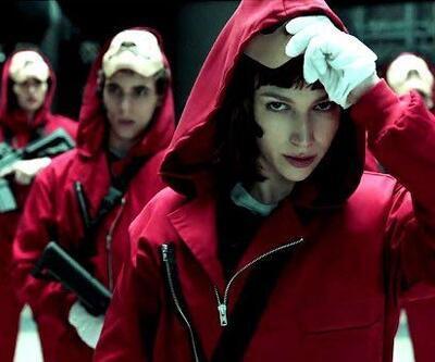 La casa de papel 3. sezon sosyal medyayı patlattı: 'Daş' gibi dizi