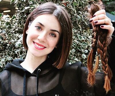 Fulya Zenginer saçlarını neden kestirdi?