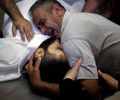 İsrail'in öldürdüğü 60 Filistinli toprağa verilecek
