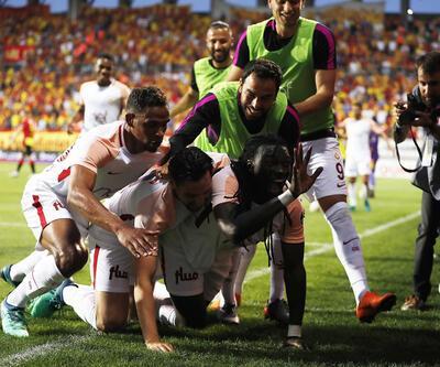 Süper Lig'de 2017-2018 sezonu şampiyonu Galatasaray