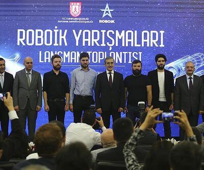 Roboik 2018 yarışmaları lansman toplantısı yapıldı