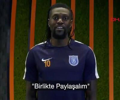 Adebayor'dan EURO 2024 için Türkiye'ye destek