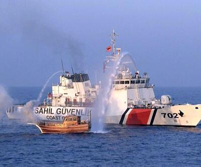 TSK Doğu Akdeniz'de
